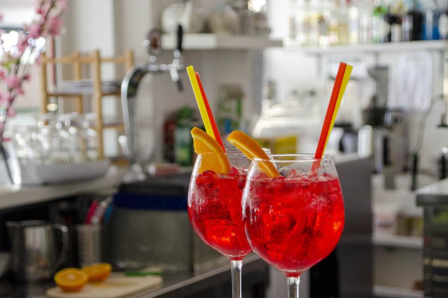 Hotel Everest Gabicce Mare - Bar aperitivi